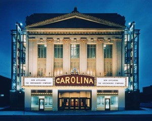 Carolina Theater Today